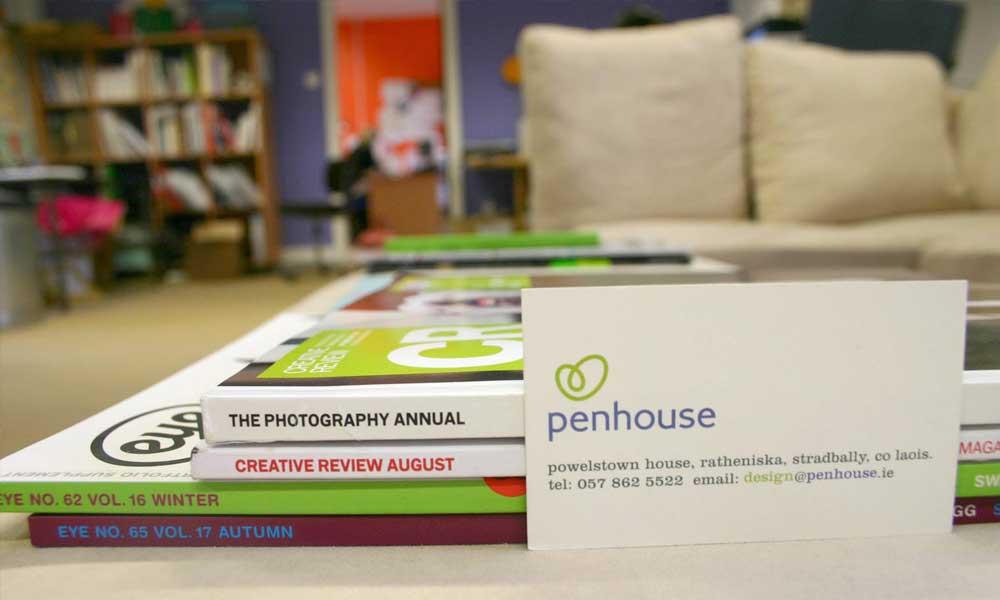 Inside Penhouse Design studio