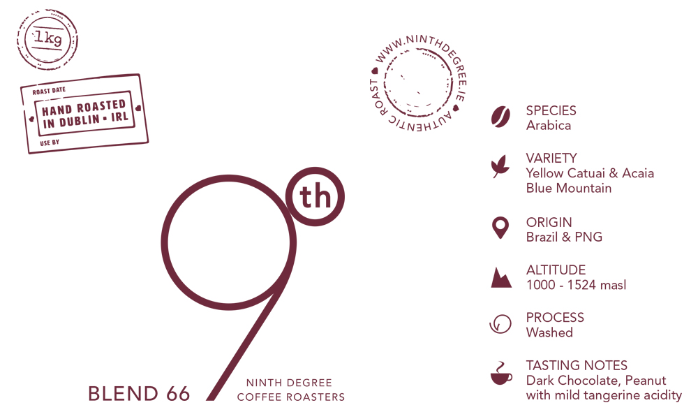 9th Degree coffee design 4