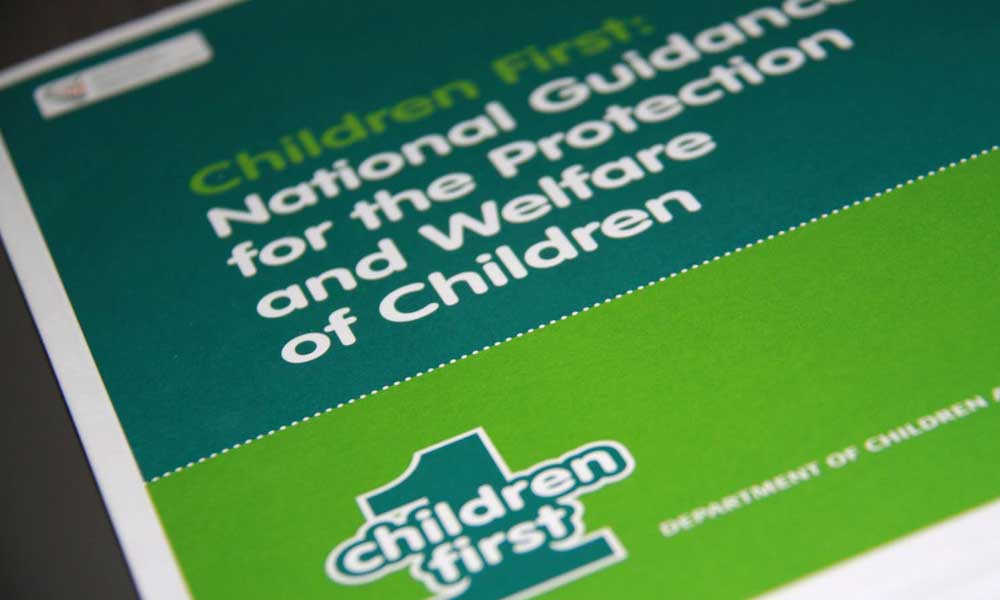 DCYA - Children First Report