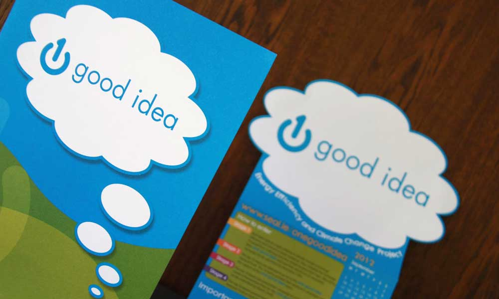 one good idea, SEAI schools campaign