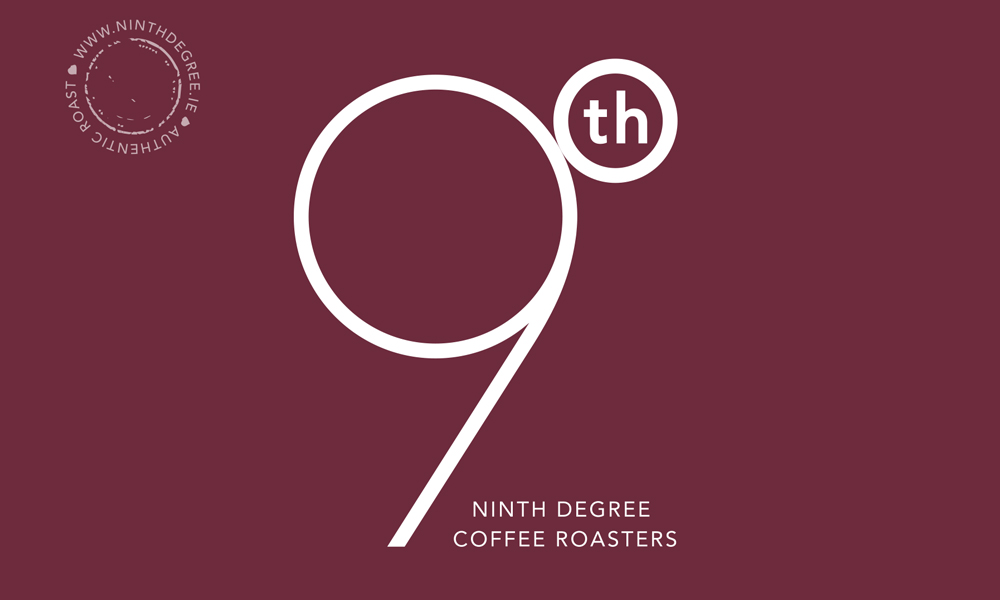 9th Degree coffee design 2