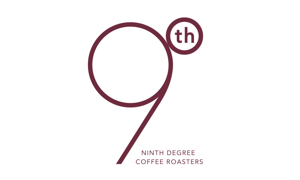 9th Degree coffee design