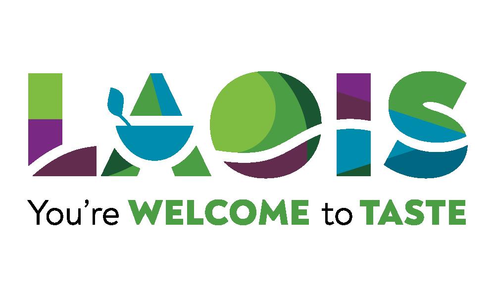 Laois Taste - logo by Penhouse