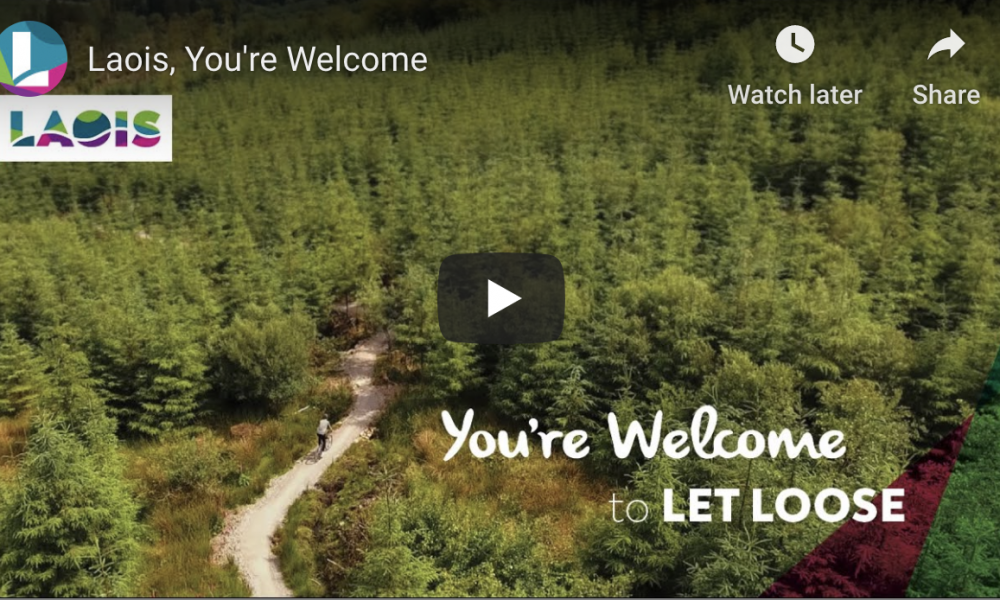 Laois Youre Welcome video